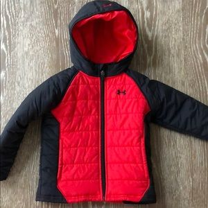 Under Armour winter jacket New Condition